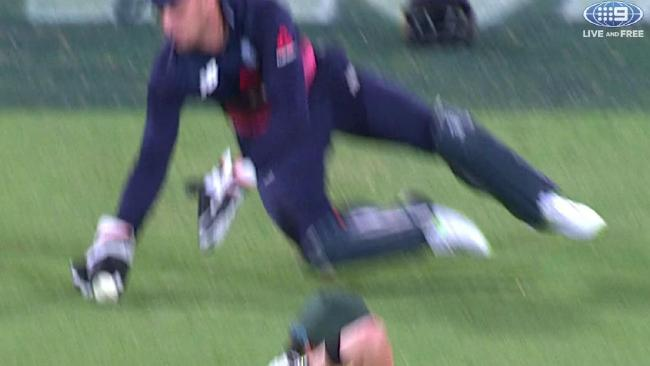 Buttler catch