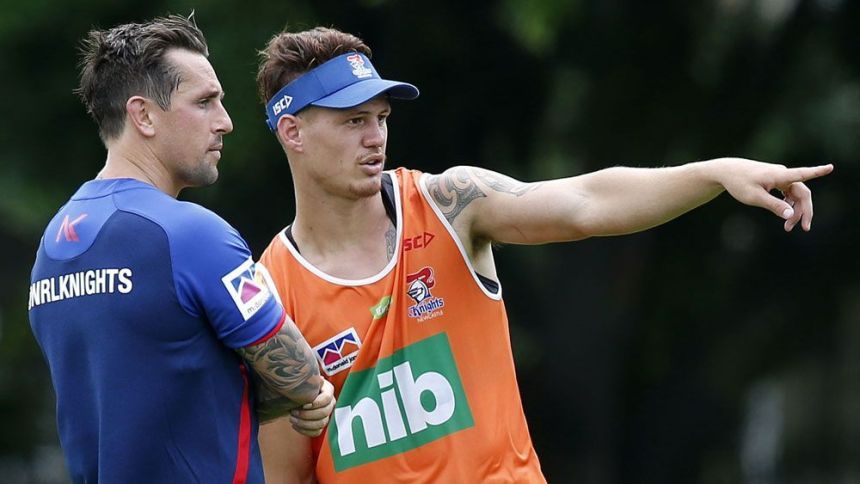Pearce and Ponga