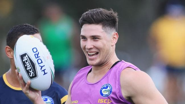 Mitch Moses 2018