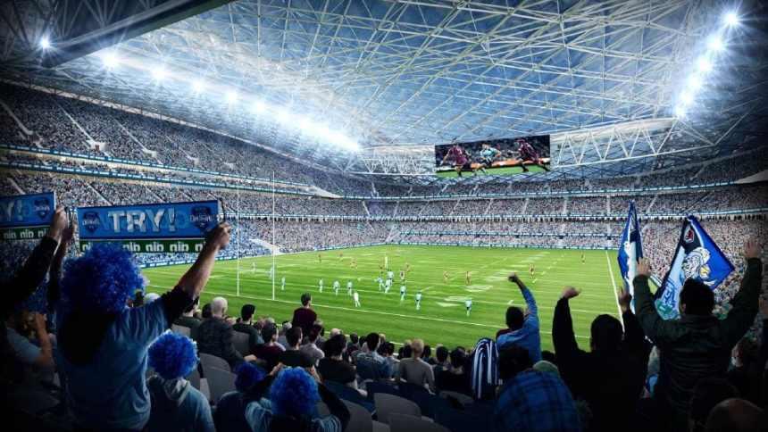 Tele photo anz stadium
