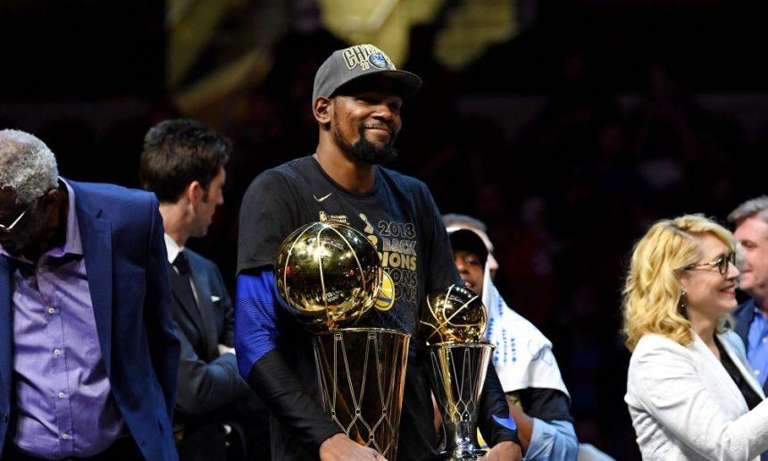 Finals MVP 2018
