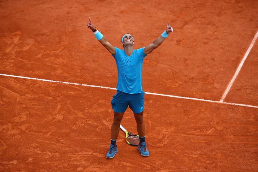 Nadal win 2018 f